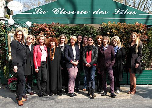 Jury du prix de la Closerie des Lilas 2012