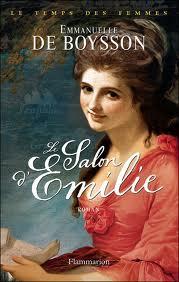 Le salon d'Emilie d'Emmanuelle de Boysson